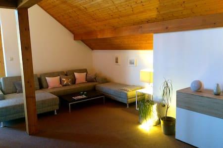 Luxuriöse Galeriewohnung - Apartament