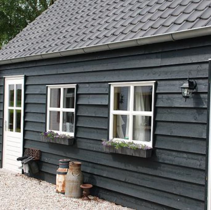 Country style chalet in Breda