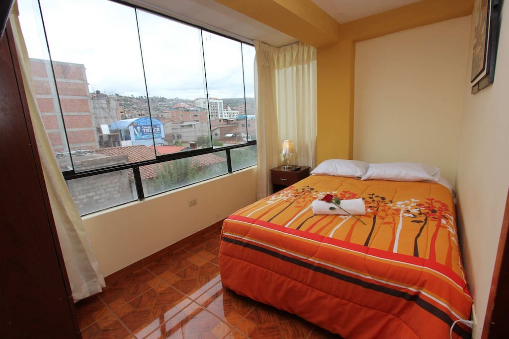Manco Capac Yupanqui Apartaments