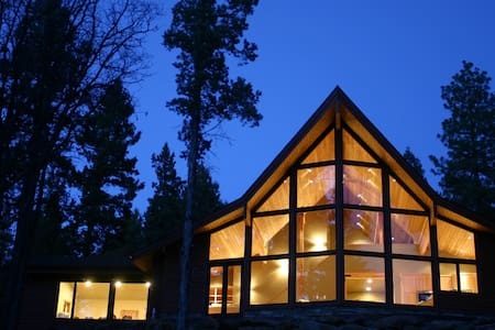 Chalet Lindal - between Mt Shasta & Crater Lake - House