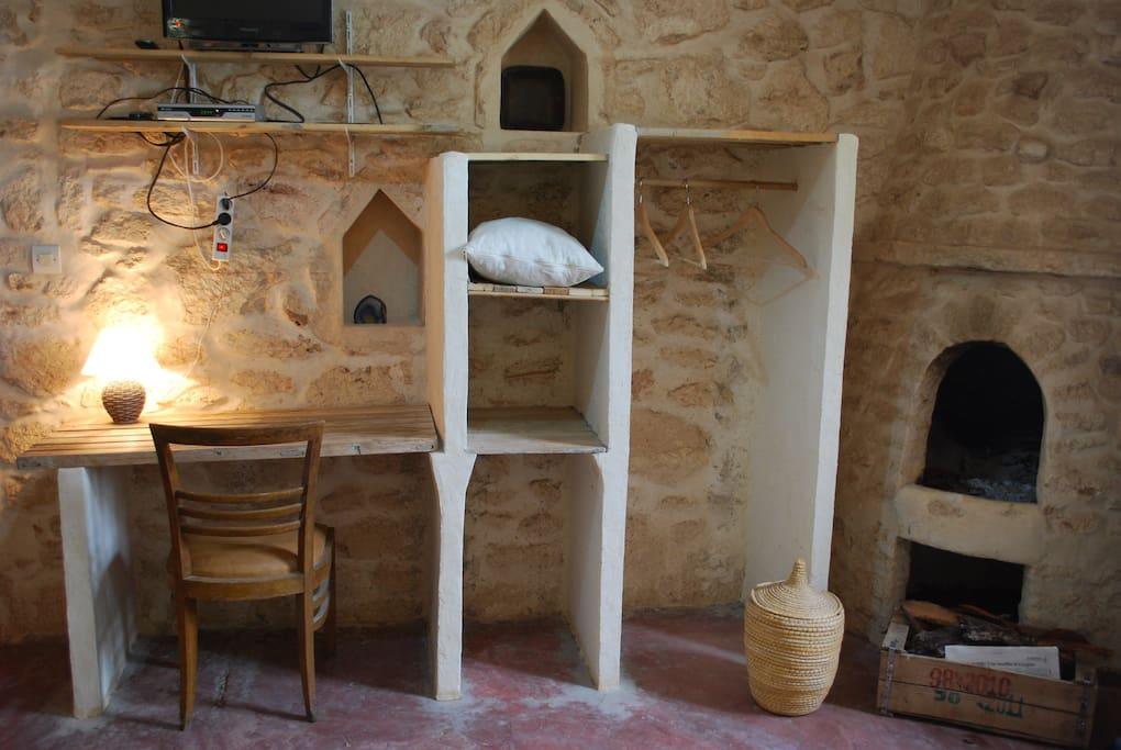 Chambre Moka (1, 2 ou 3 personnes) de 35 m2