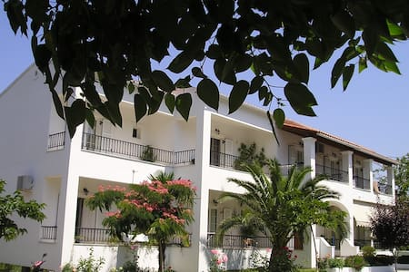 Room for 2people in Corfu - Ermones - House