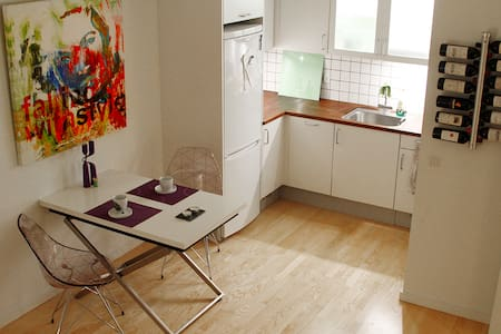 "Nice apartment on ""Islands Brygge"" - Apartment"