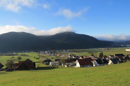 Urlaub in Ochsenwirts Ferienwohnung - Flat