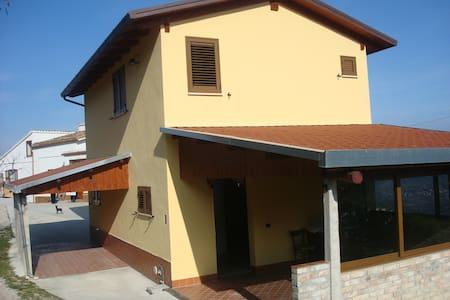Casa di campagna - country house - Cermignano