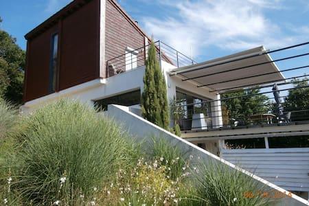 maison contemporaine - Casa