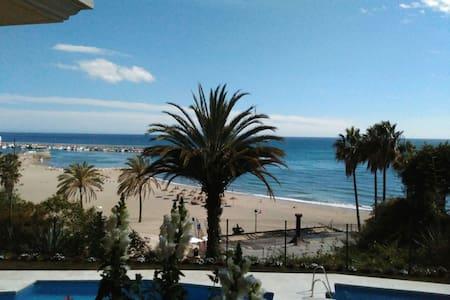 Habitación privada frente al mar - Marbella - Appartement