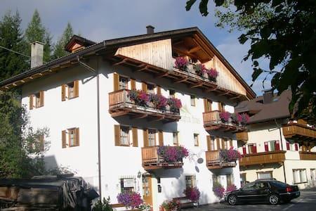 Dolomites- Bachlaufen Haus - Leilighet