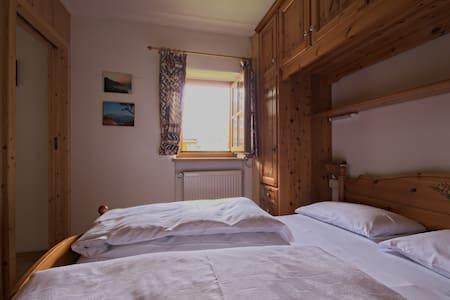 Dolomites! apartment n4 near slopes - Leilighet