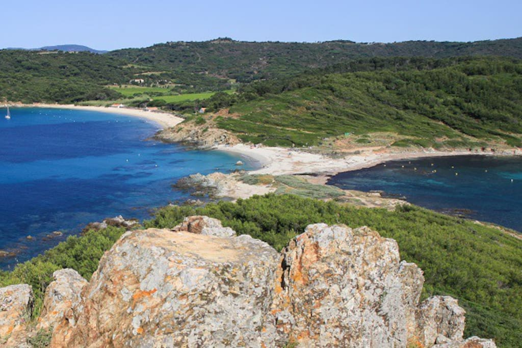 Un littoral paradisiaque