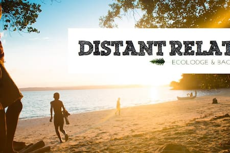 Distant Relatives Ecolodge: Banda - Bed & Breakfast
