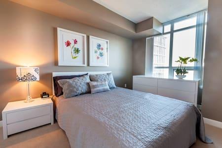 Amazing City View! Executive Suite - Appartement