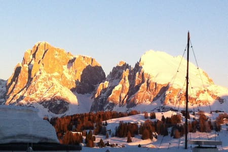 ALPE DI SIUSI BEST VIEW APARTMENT - Flat