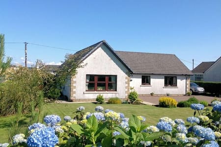 Carradale Argyll - Luxury Bungalow - House