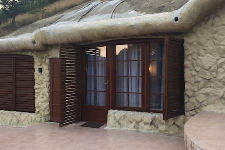 Barlang apartman (3.) - Mağara