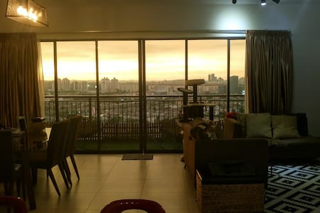 Amazing View from a Cosy Condo - Társasház