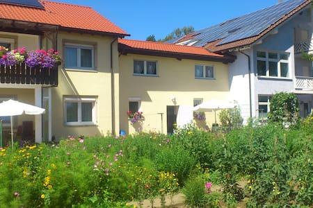 Ferienwohnung auf Bauernhof  - Kapellen-Drusweiler - Apartamento