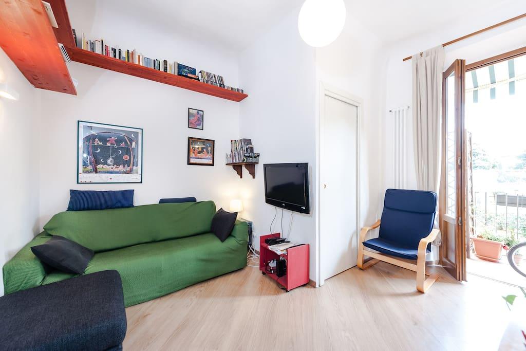 Typical Florentine Apartment