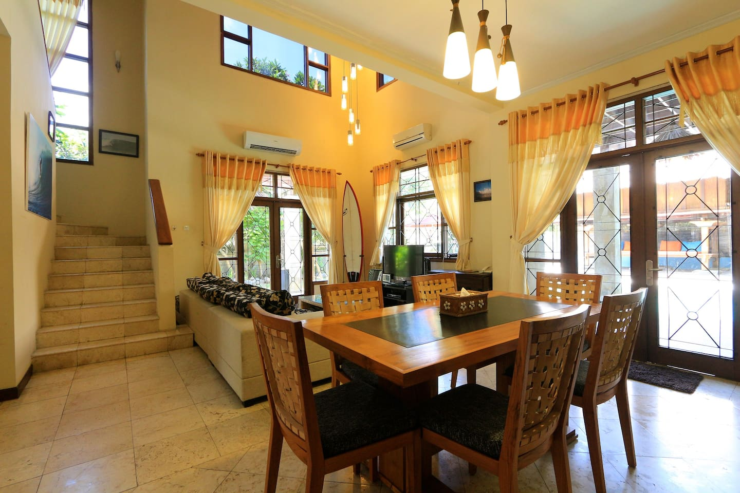 5bedroom villa  kuta good service!!