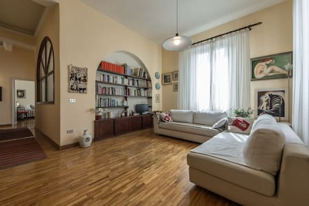 CASA MILI - CERTALDO  3 BED/2BATH - Leilighet