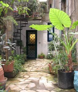 La casa ideale per Vacanze Romane
