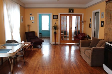 Spacious 1st Fl Apartment Hamtramck - Apartamento