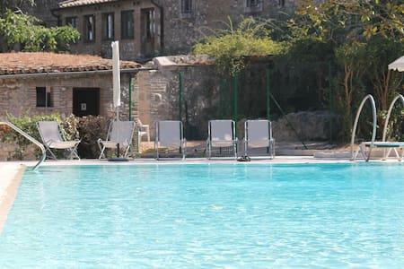 ITALIAN CONVENT s.XII L'ALLORO - Apartment