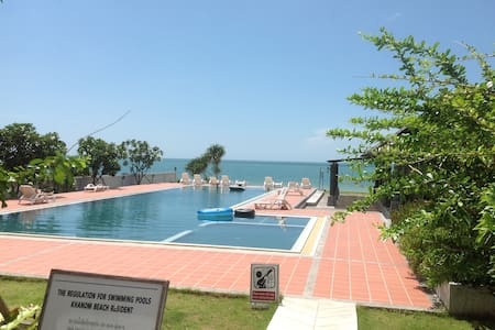 Thailand,sea view apartment - Lägenhet