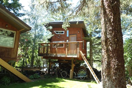 Cozy Heated Treehouse - Ketchum - Treehouse