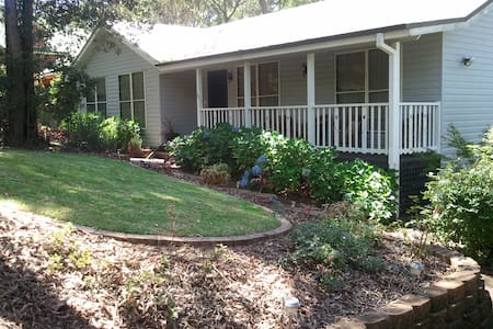 Sassafras Cottage - A comfortable cosy cottage. - Valley Heights