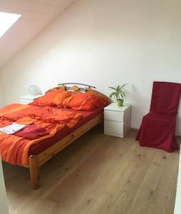 Cozy bedroom close to Heidelberg - Eppelheim - Haus
