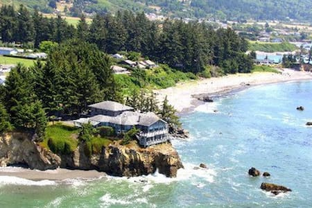 The Cliff House at Maggie's Cove - Brookings - 独立屋