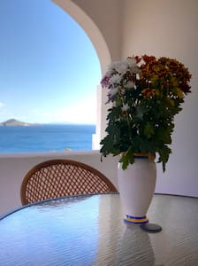 Coumana Patmos Apartments - A - Apartament