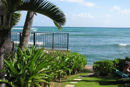 DIAMOND HEAD OCEAN SIDE SERENITY - Appartamento