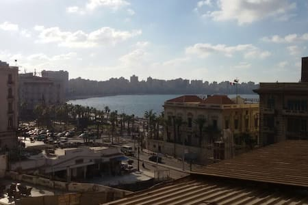 MODERN Cozy Seaview in the HEART of ALEXANDRIA - Appartement