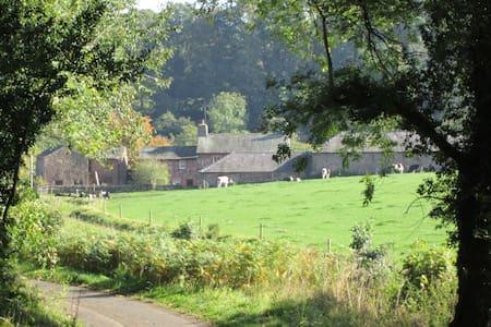 Traditional Cumbrian farmhouse. - Casa