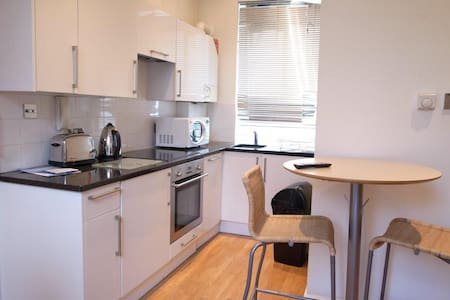 Double Studio in  Marble Arch - Lägenhet