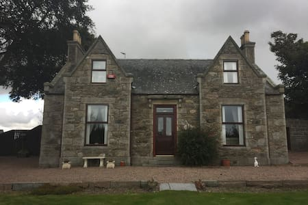 Balmacassie House B&B - Aberdeenshire