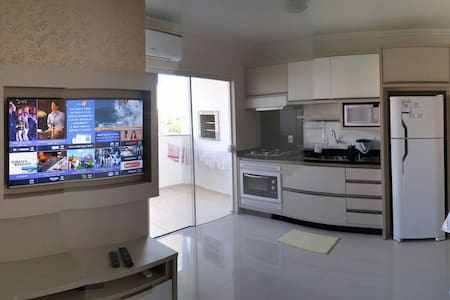 Apartamento para Temporada Novo - Florianópolis - Huoneisto