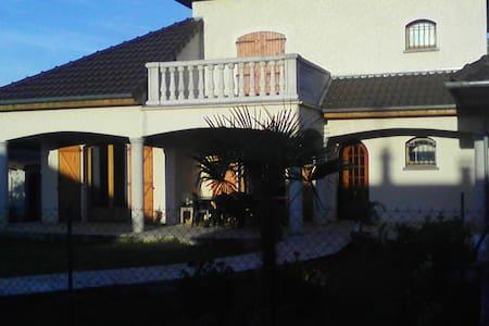 Villa verde - Pusignan