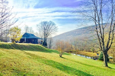 Thyme Cottage - Quiet Country Getaway - Middleburgh - Srub