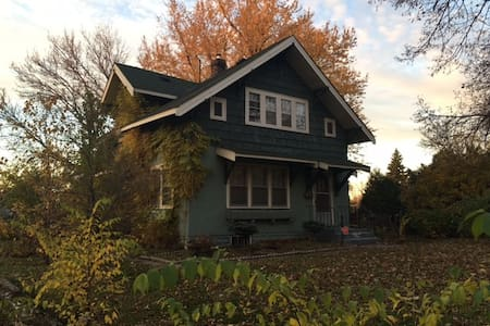 Cozy, ENTIRE home near NE Minneapolis - Columbia Heights