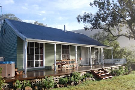 Hunter Valley Cadair Cottages - Rosebrook - Hytte