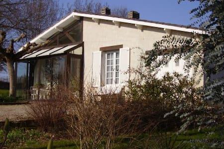 Charmante maison dans le Tarn et Garonne - Rumah