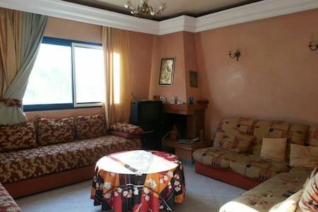 Très bel appartement meublé vue mer - Mohammedia
