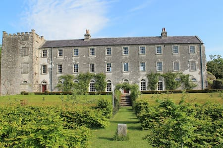 Aghavannagh Barracks - Bed & Breakfast