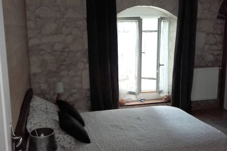 maison de pierre - Cissac-Médoc - Hus