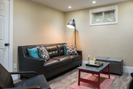 Updated 3bd/1ba // Downtown SLC - Celé patro