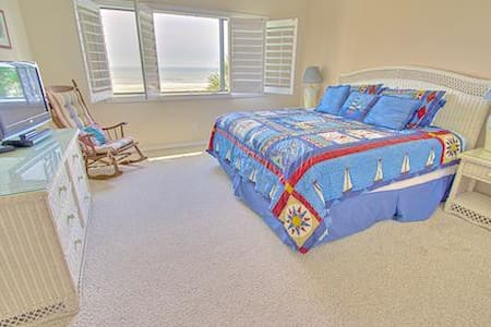 Sea Haven Resort - 519, Ocean Front, 2BR/2.5BTH, Pool, Beach - Appartement en résidence