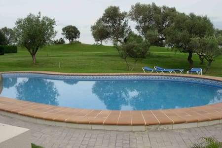 Apartamento en campo de Golf - Sant Jordi - Apartemen